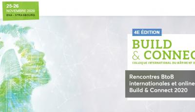 Build and Connect - Strasbourg nov 2020